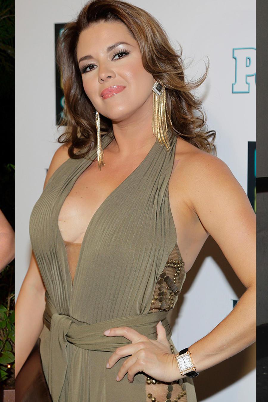 Jennifer Lopez, Alicia Machado y Kim Kardashian