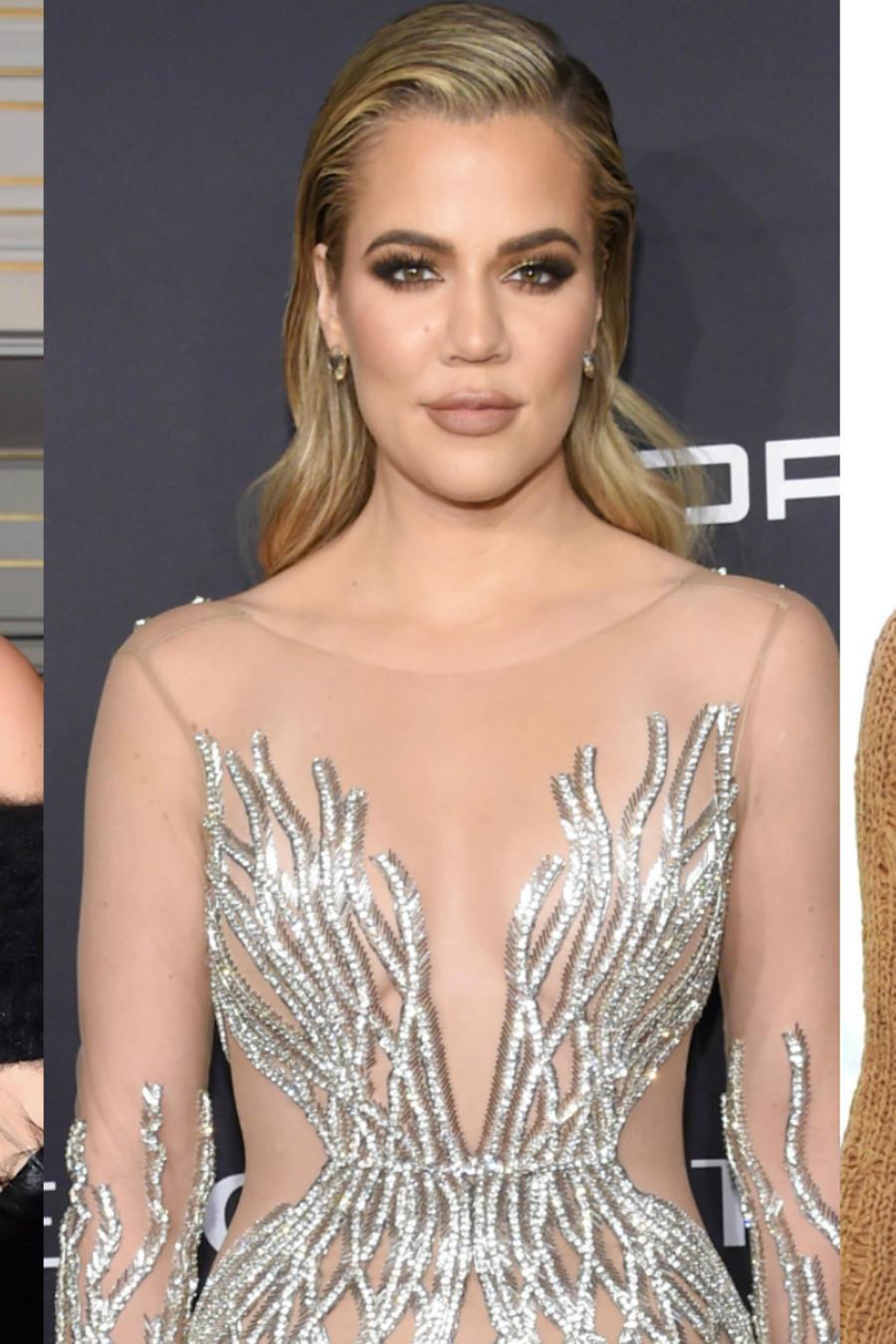 Kim Kardashian, Khloe Kardashian y Kourtney Kardashian