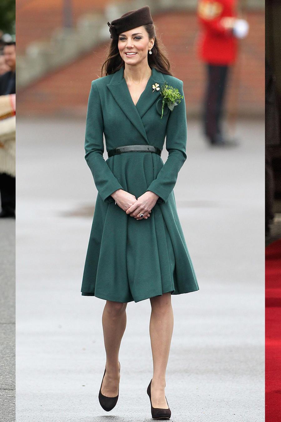 Los distintos looks de Kate Middleton