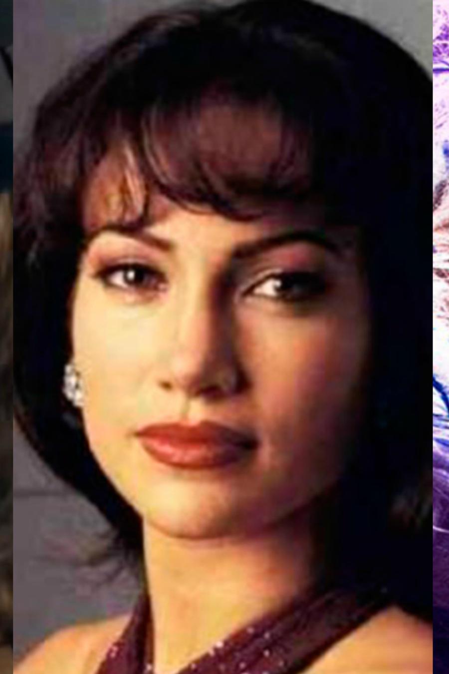 Joseph Fiennes como Michael Jackson, Jennifer Lopez como Selena y Aymee Nuviola como Celia Cruz.