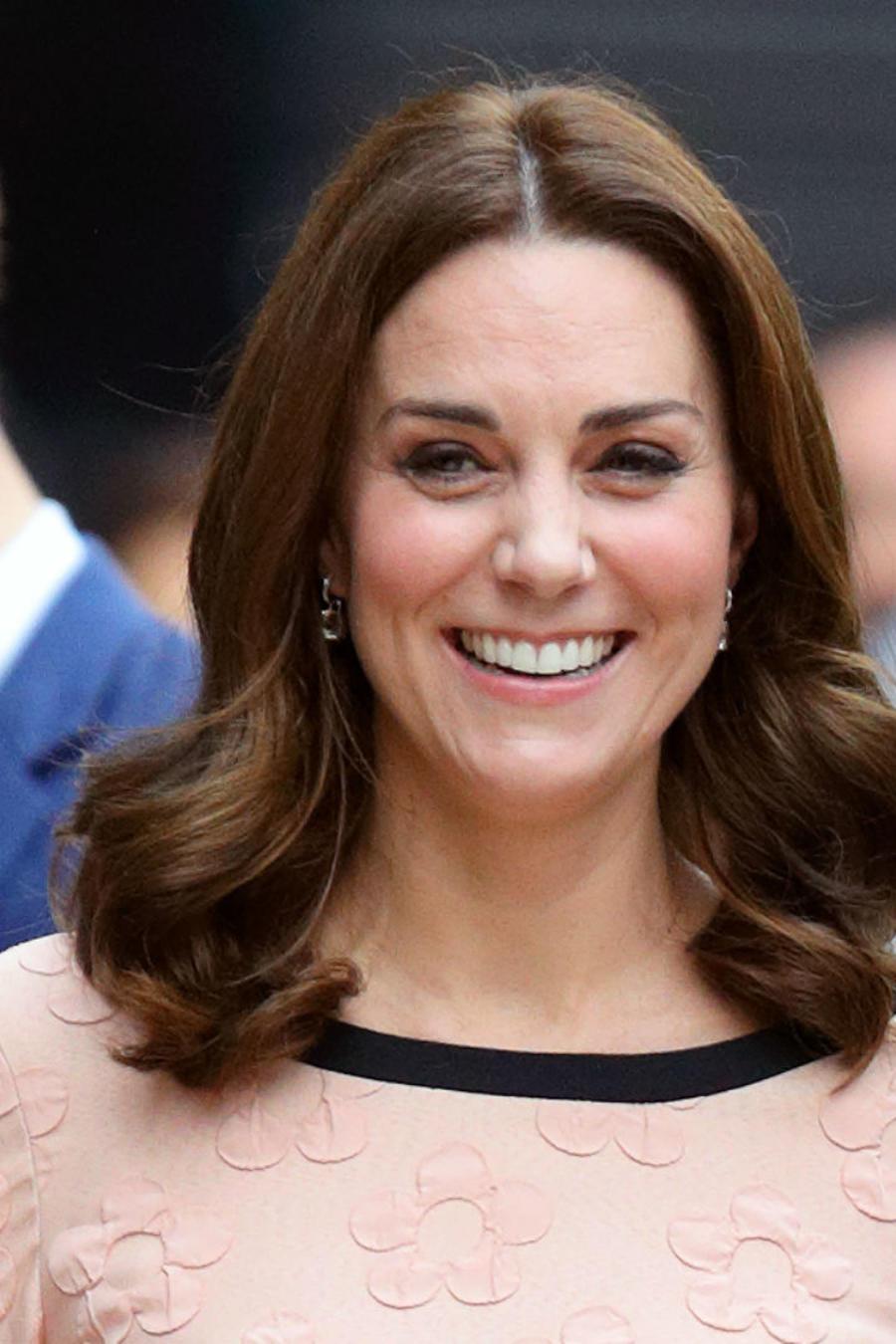 Kate Middleton en evento de caridad