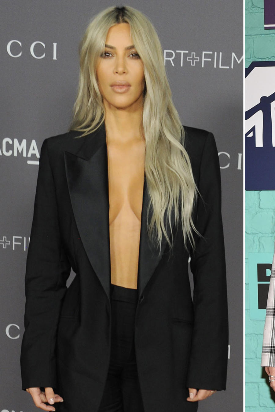 Kim Kardashian, Demi Lovato, Halsey