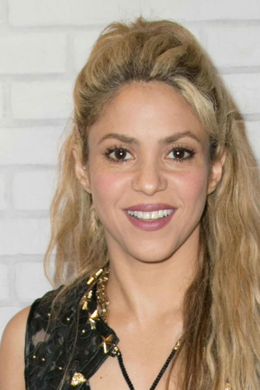Collage Shakira y Enrique Iglesias
