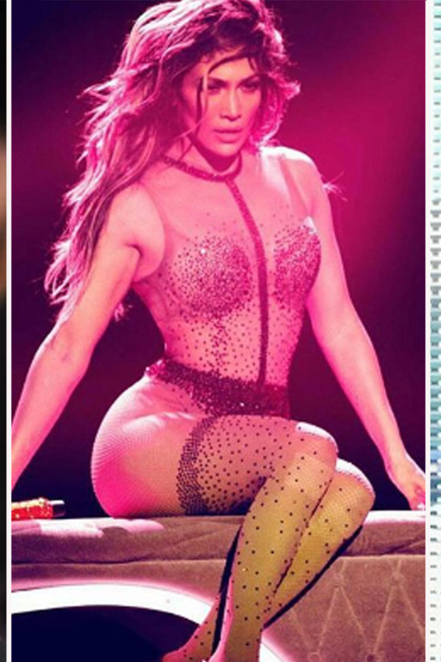 JLo sexis outfits