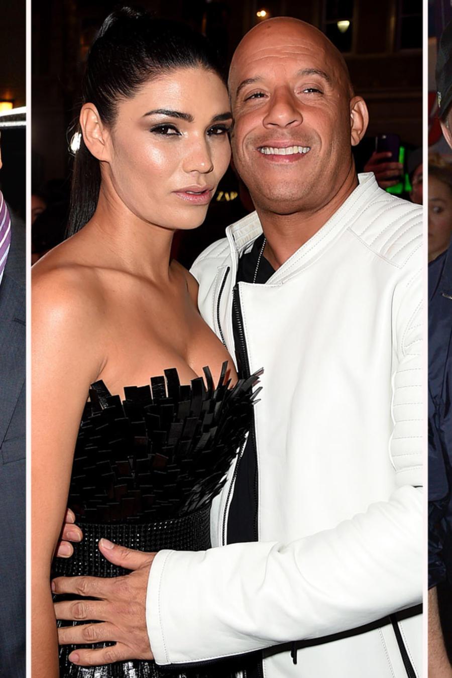 Collage gringos casados con latinas