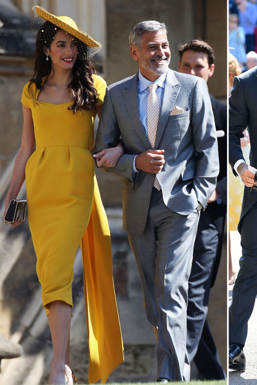 Looks boda real príncipe Harry