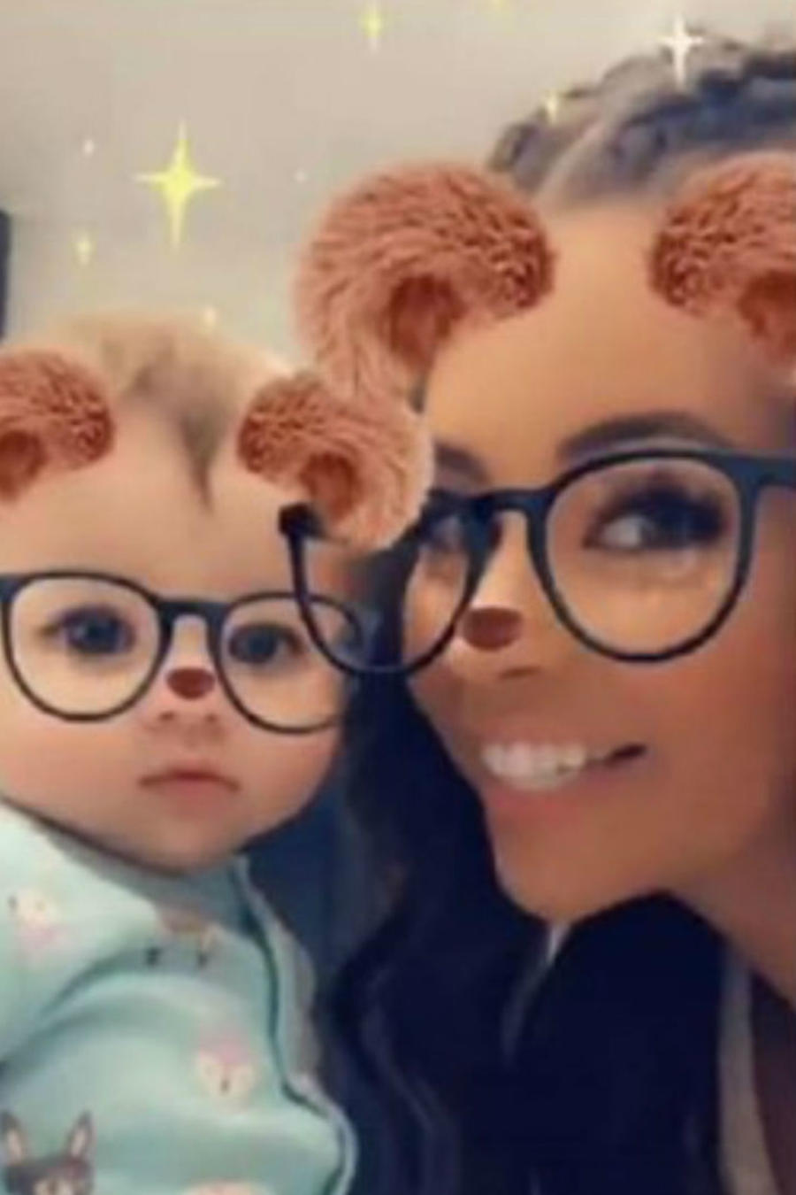 Collage selfies con filtros