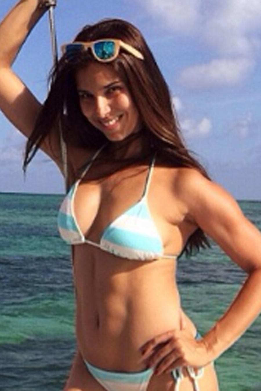 Roselyn Sánchez en bikini