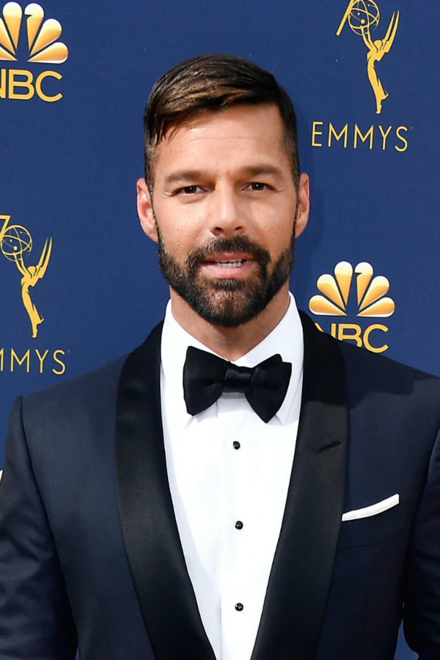 Ricky Martin en Emmy Awards 2018