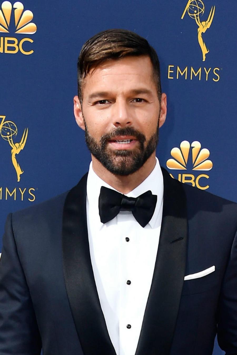 Ricky Martin en Emmy Awards 2018