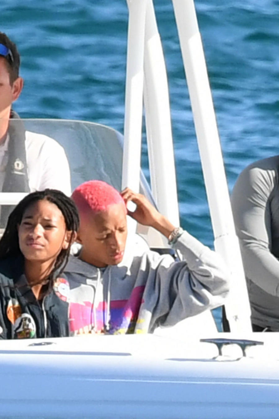 Will Smith en sus vacaciones familiares 2019