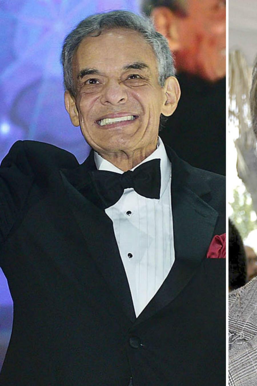 José José, Héctor Arredondo y Rocío Jurado