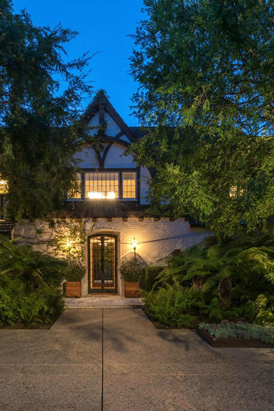 Casa de Jennifer Aniston y Brad Pitt