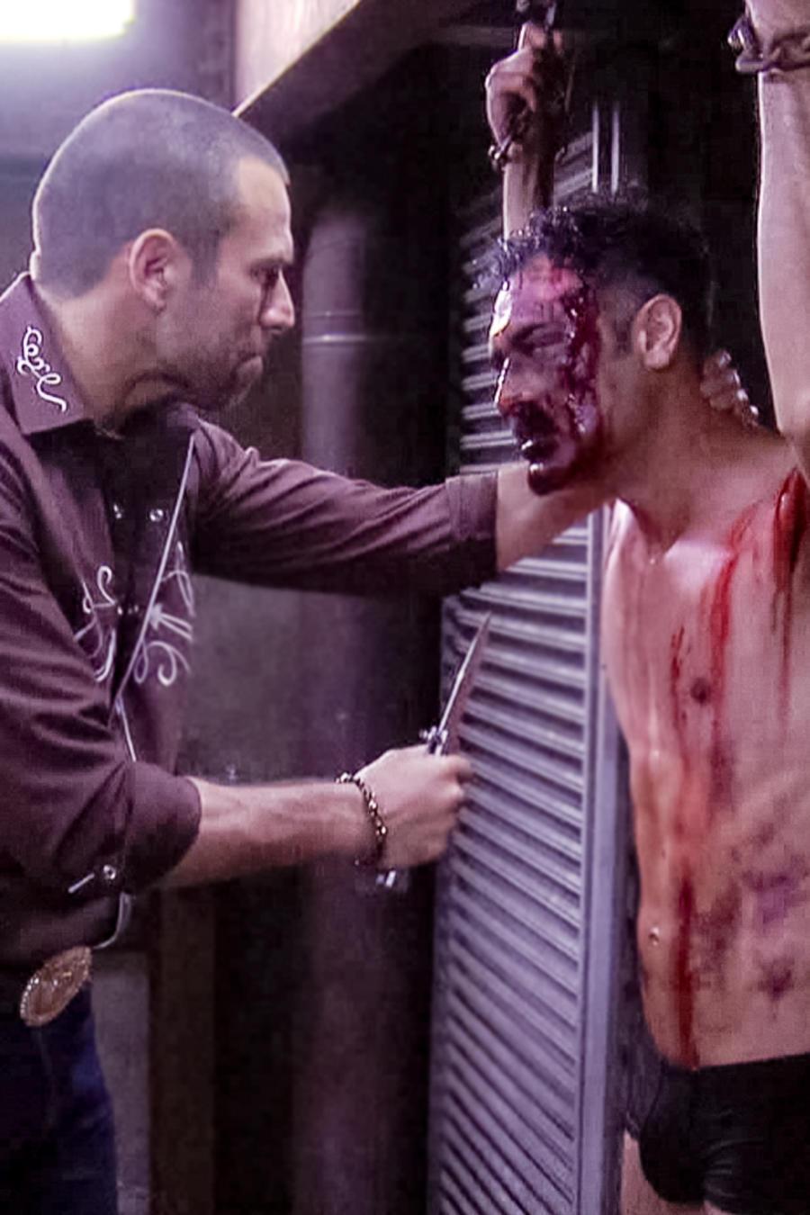 Rafael Amaya, Sebastián Ferrat, peleando, El Señor de los Cielos Nueva Temporada