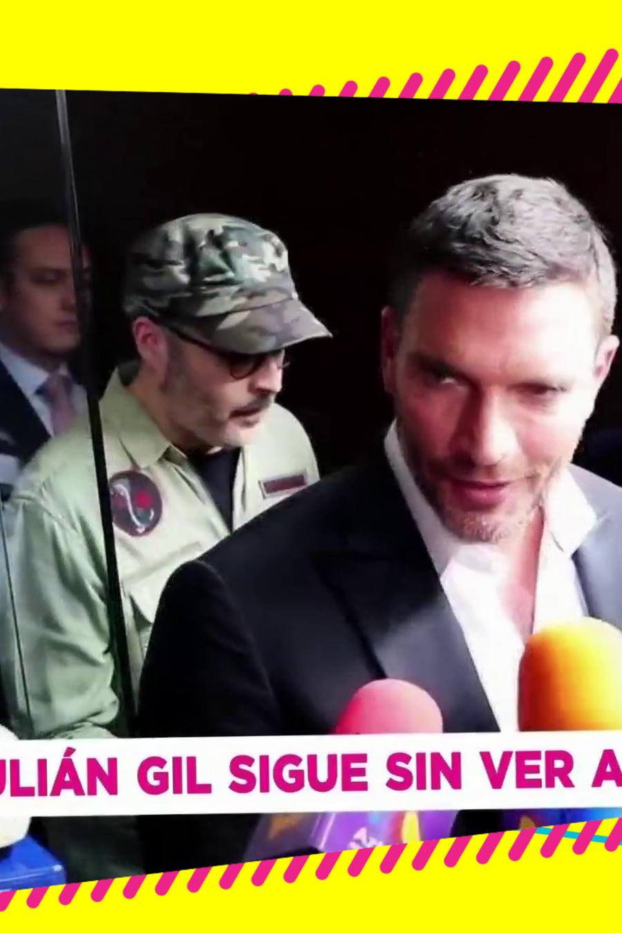 Julián Gil episodio Matías