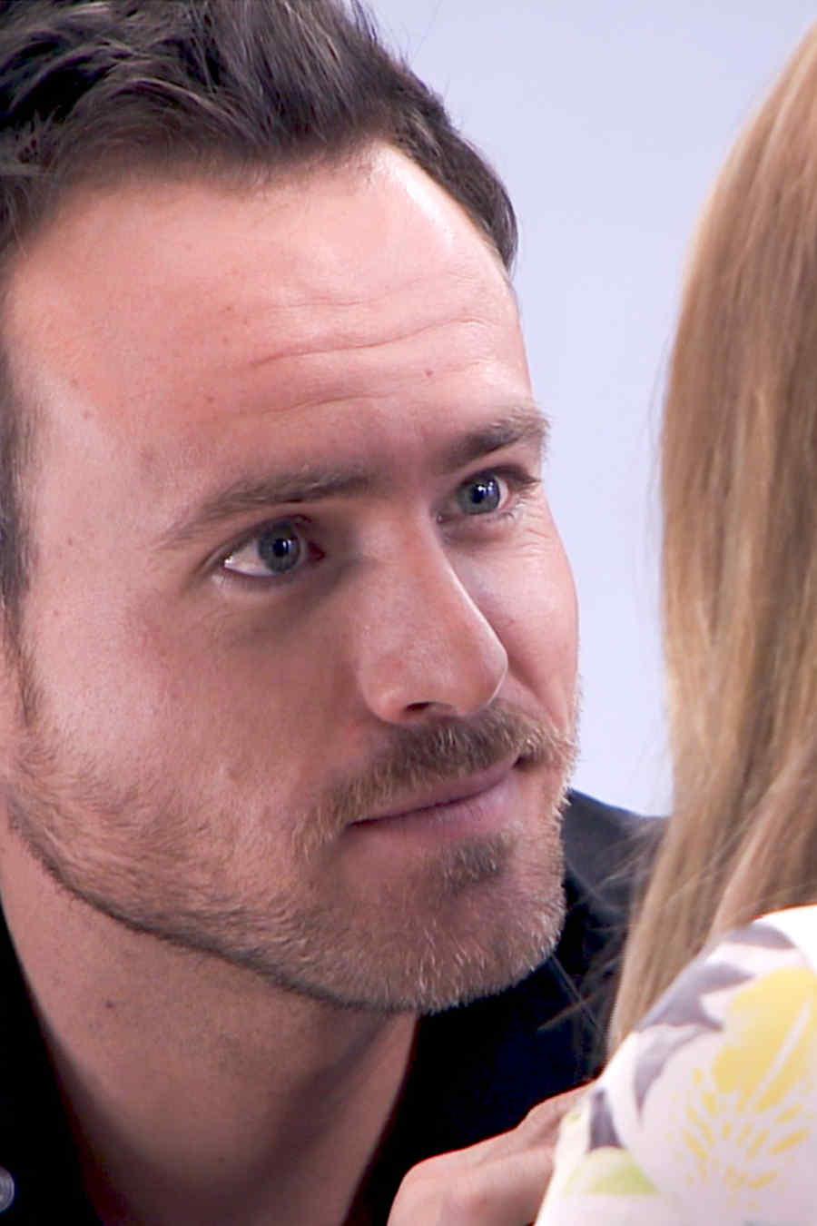 Erik Hayser es Daniel Ponce en Los Miserables