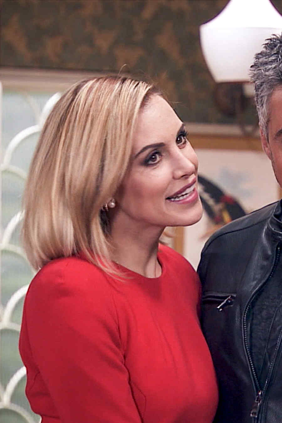 Alexandra de la Mora y Diego Soldano en Los Miserables
