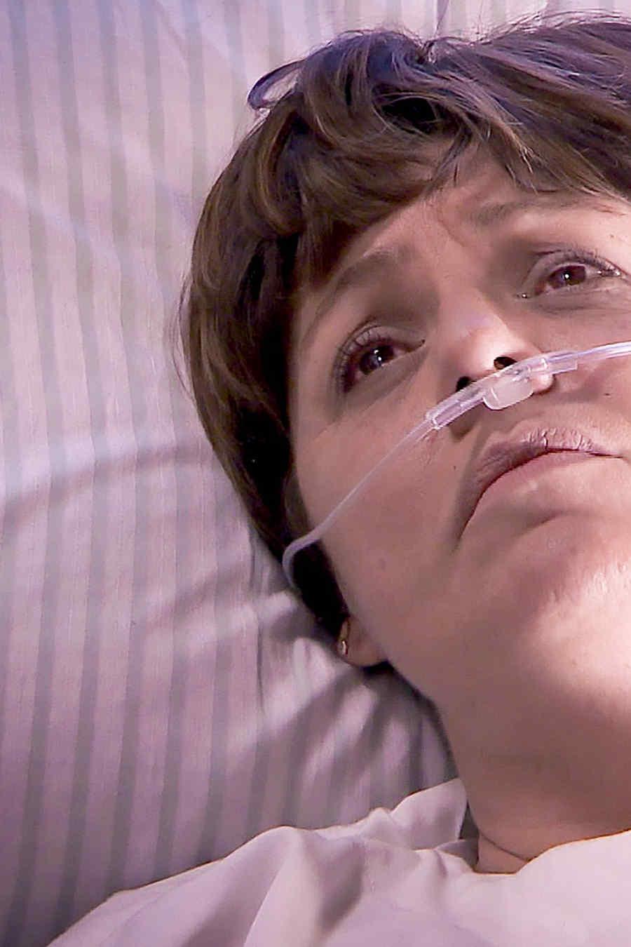 María Barbosa es Fernanda Monteagudo en Los Miserables