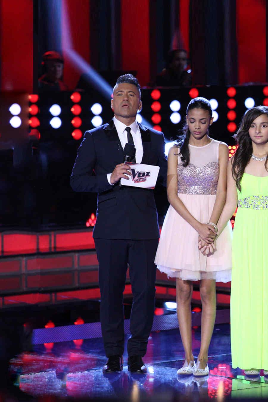 Team pedro, semifinal, la voz kids