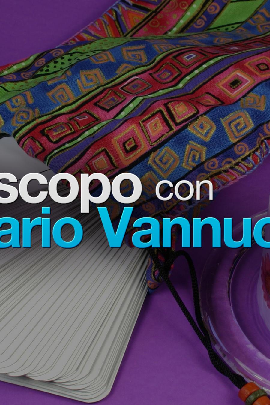 taroscopo con Mario Vannucci