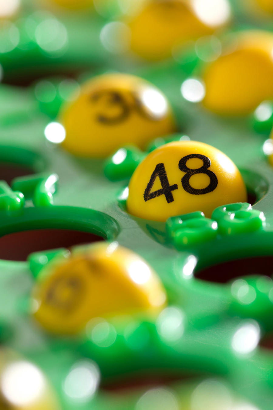 numeros de la suerte con verde