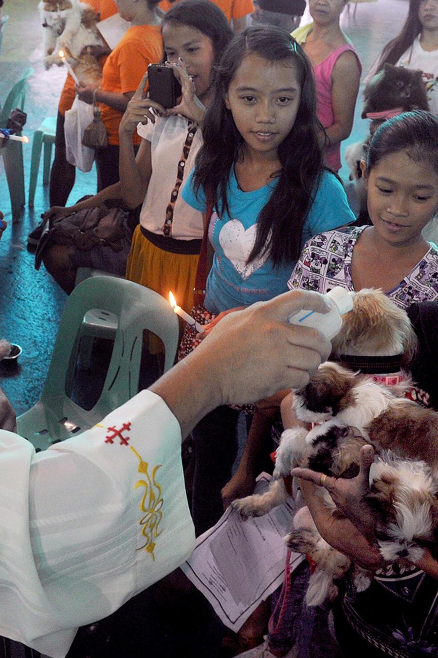 Iglesia en Filipinas