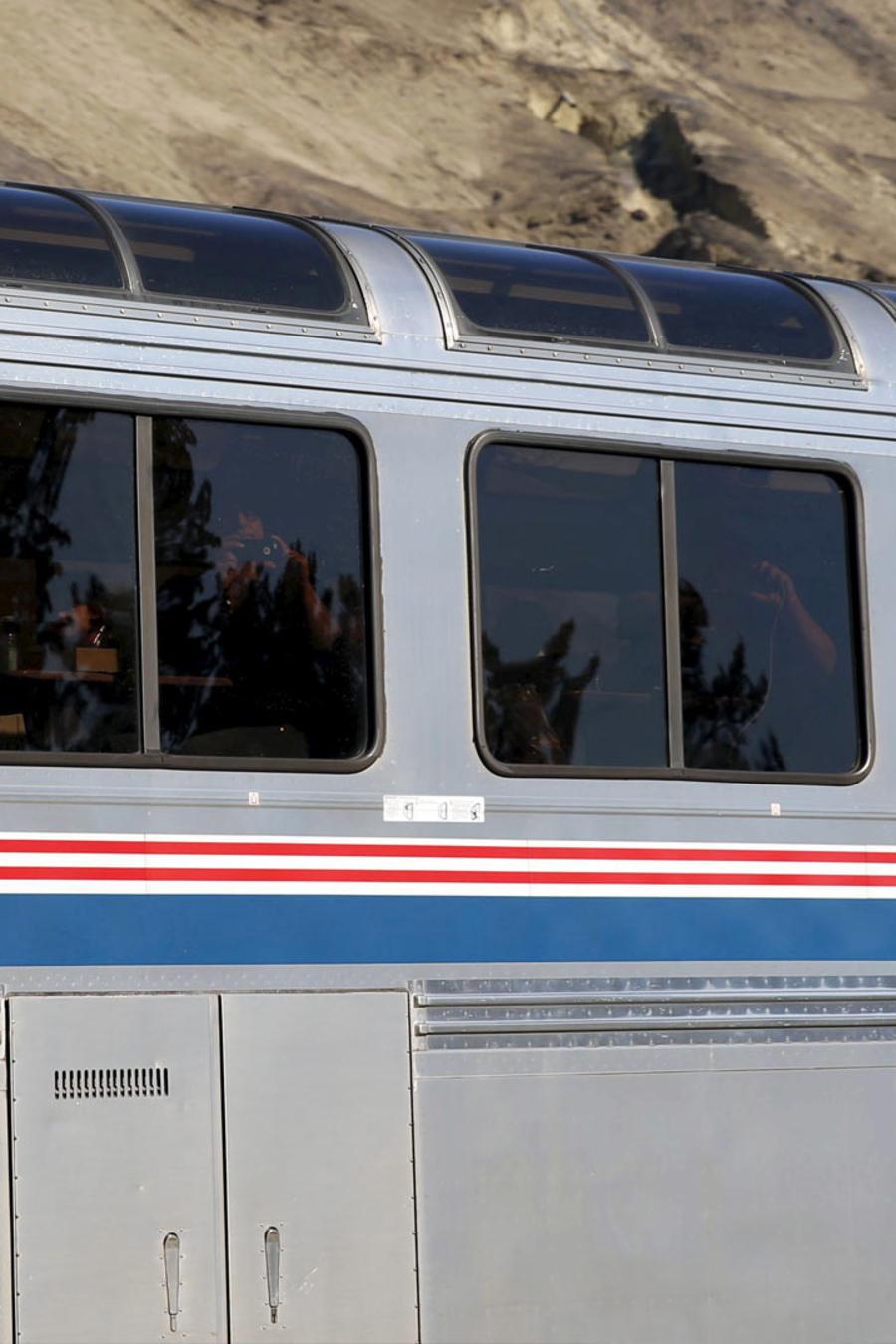 amtrak tren