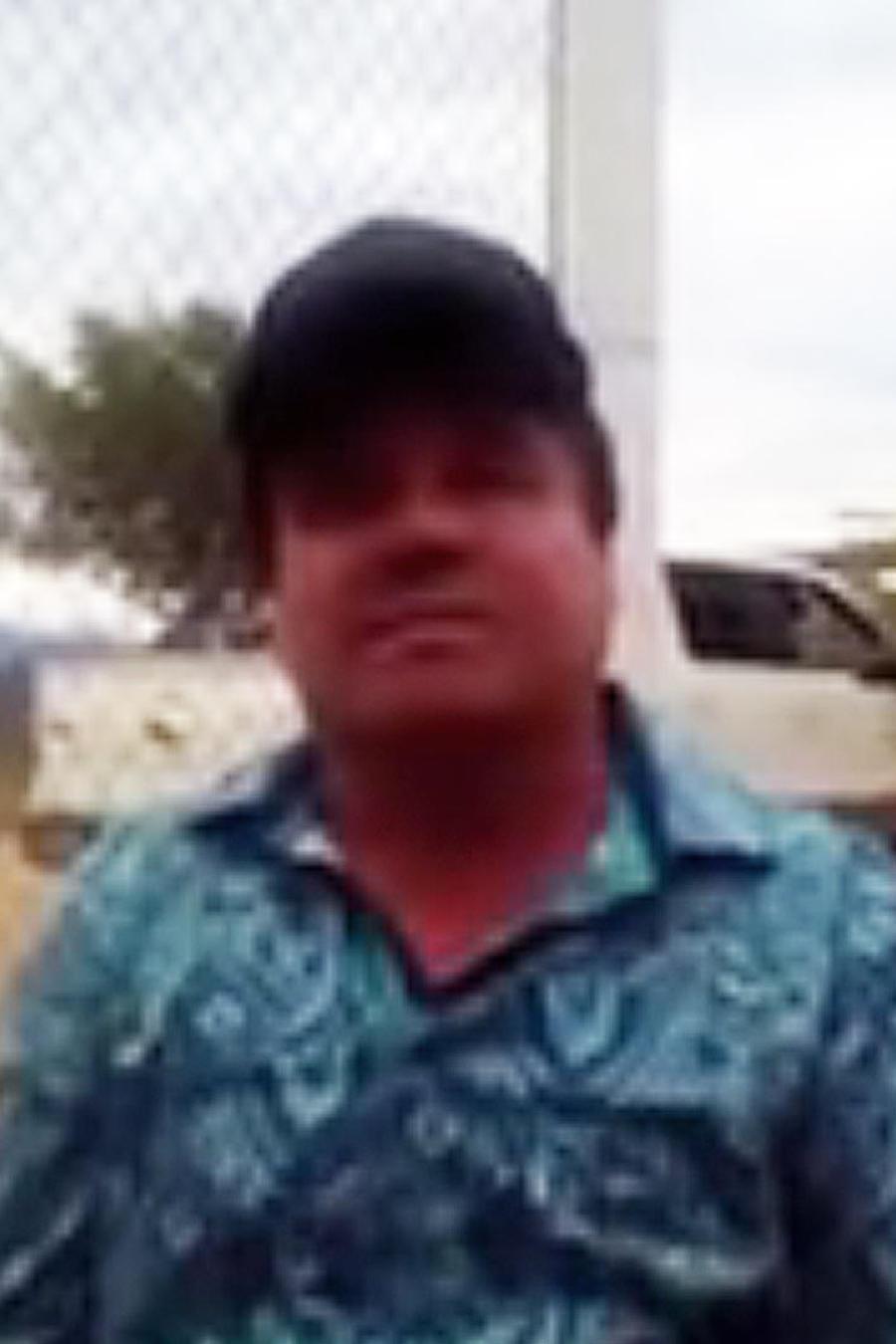 chapo en video entrevista