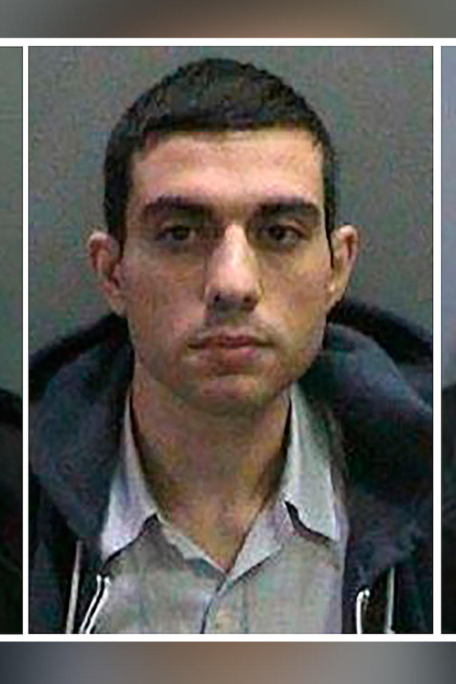 presos que escaparon de carcel