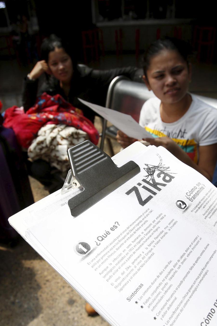 colombia confirma muertes zika