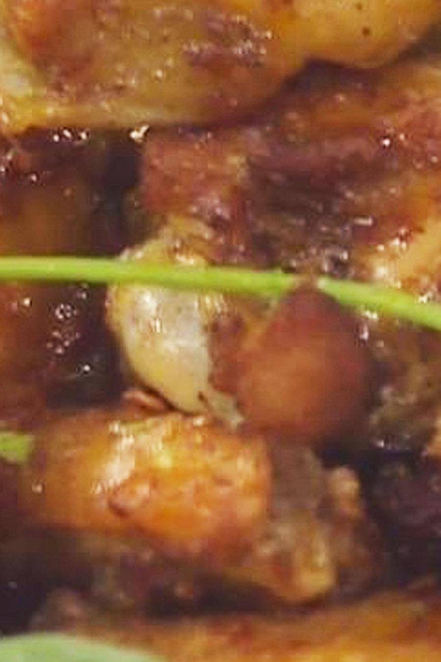 alitas de pollo campestre