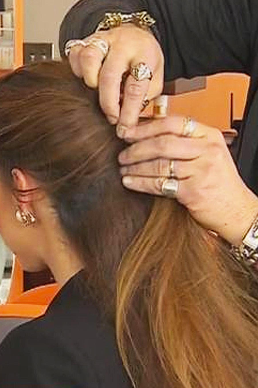 peinados para lucir san valentin