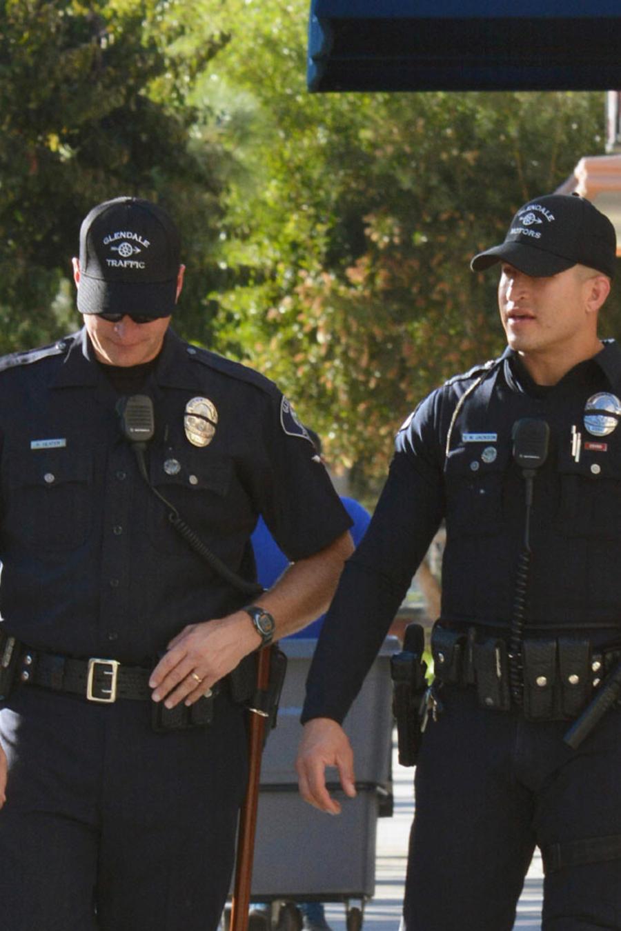 policias de california