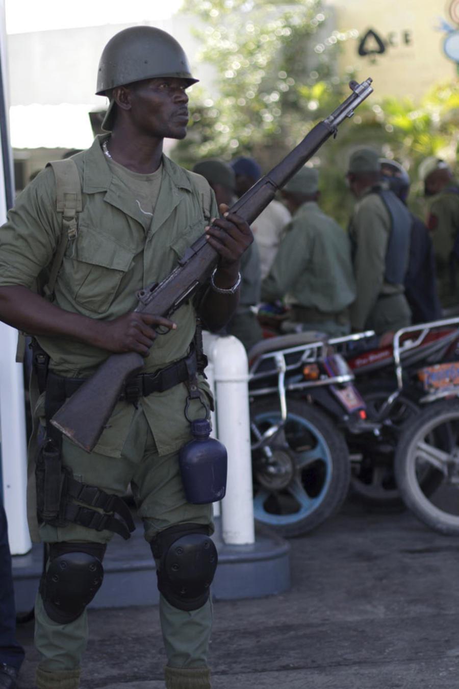 gobierno transitorio haiti