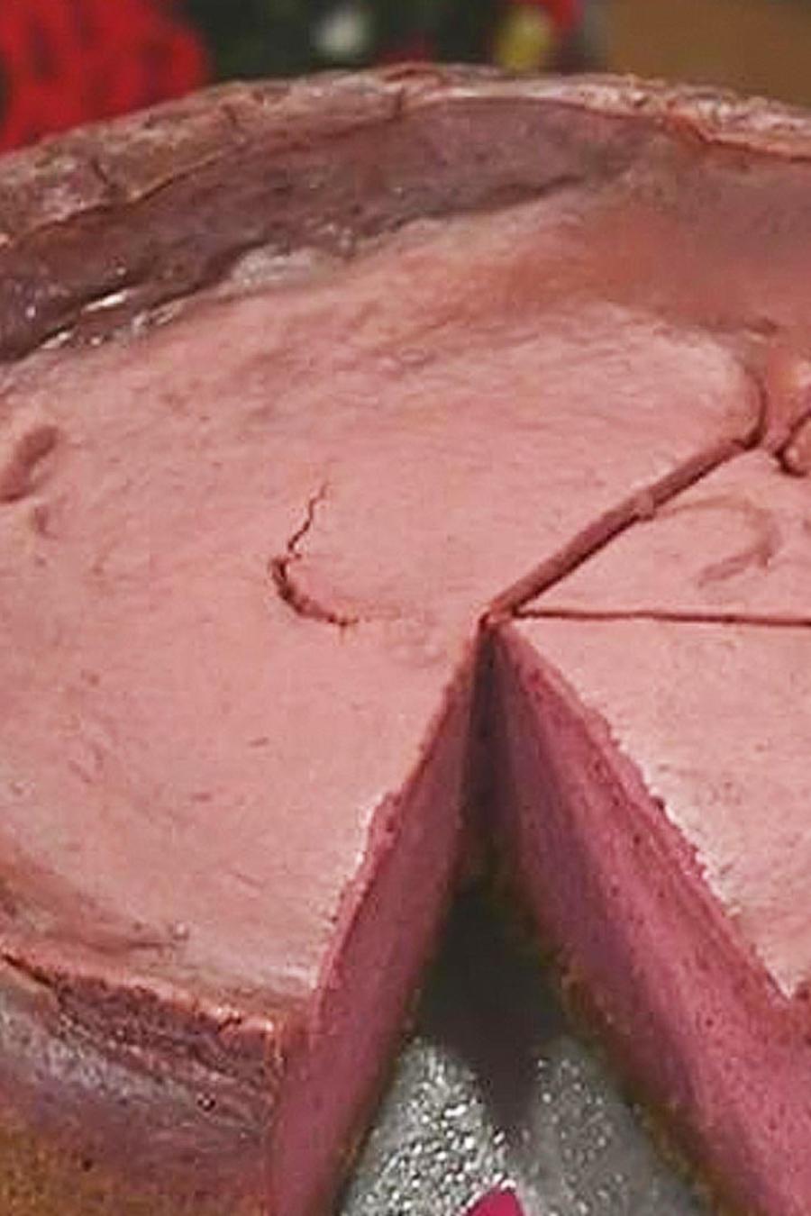 tarta queso red velvet