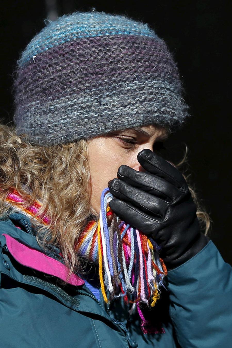 Frente polar dejará temperaturas históricas en EEUU