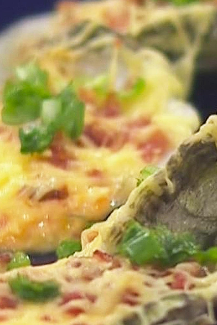 ostras con jamon serrano