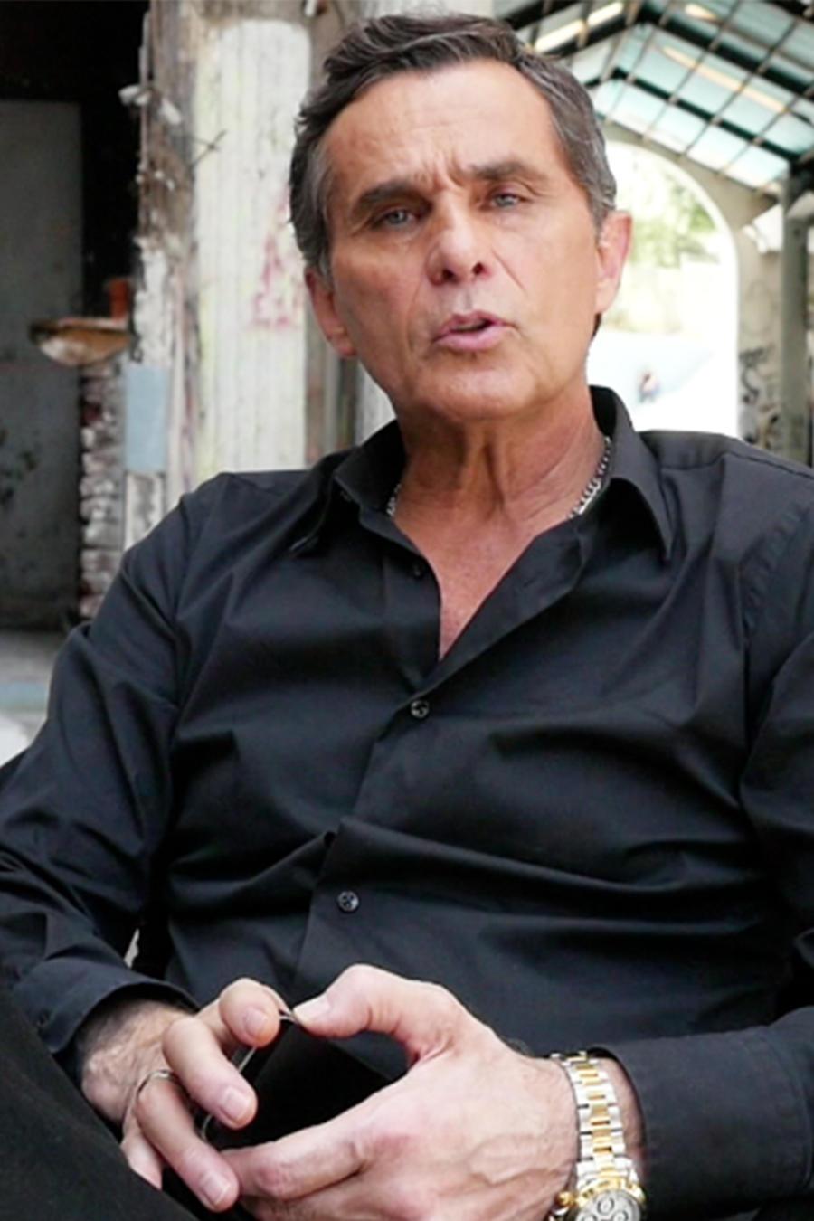 Humberto Zurita, El Centauro, entrevista, La Querida del Centauro