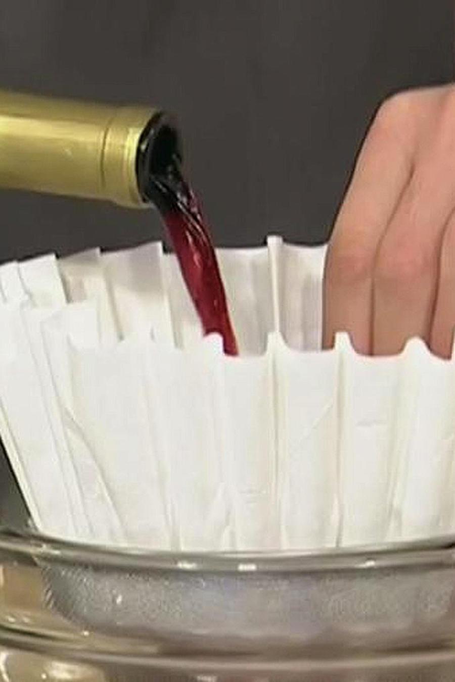 como arreglar el vino