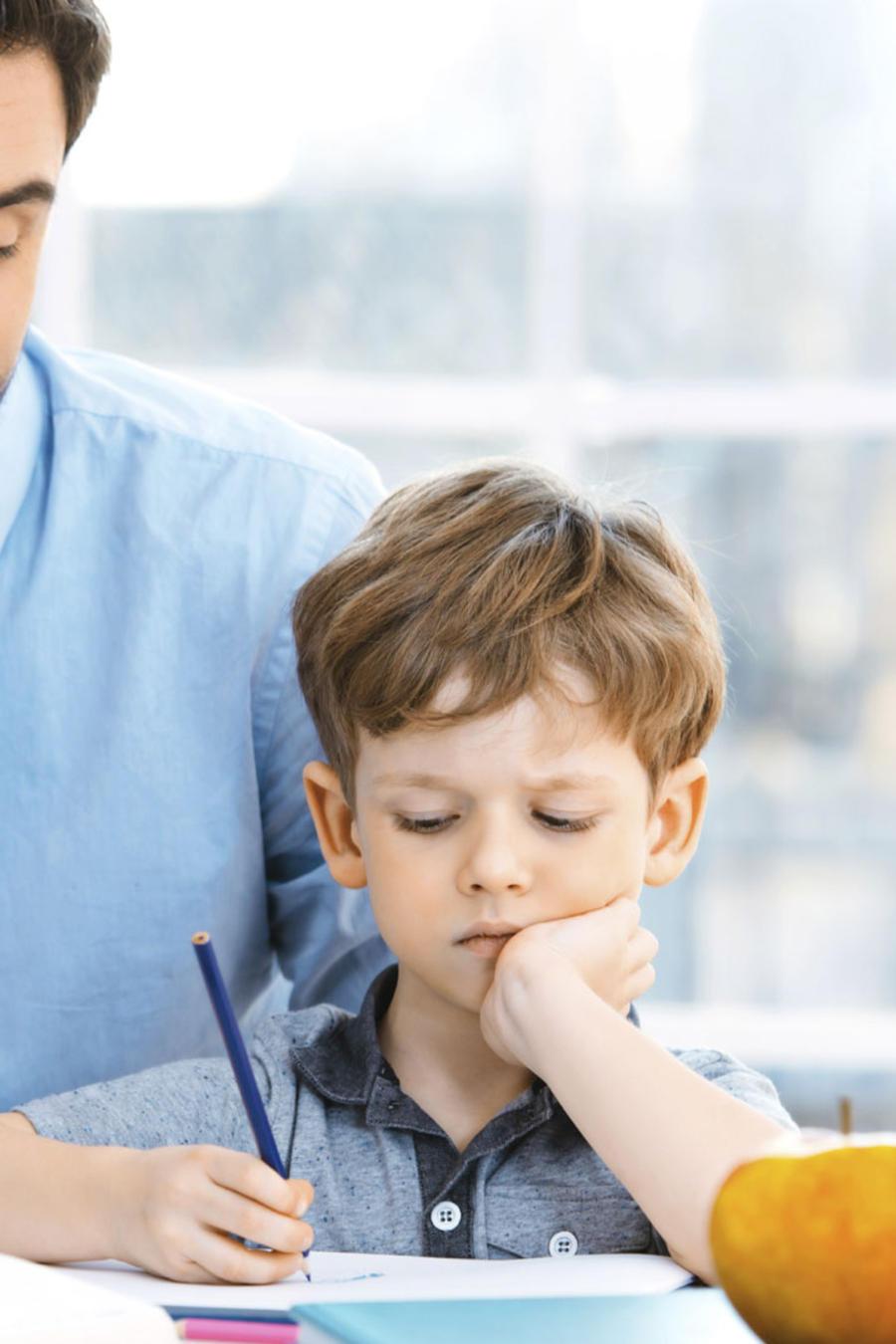 Déficit de atención con hiperactividad: lo que debes de hacer con tu hijo