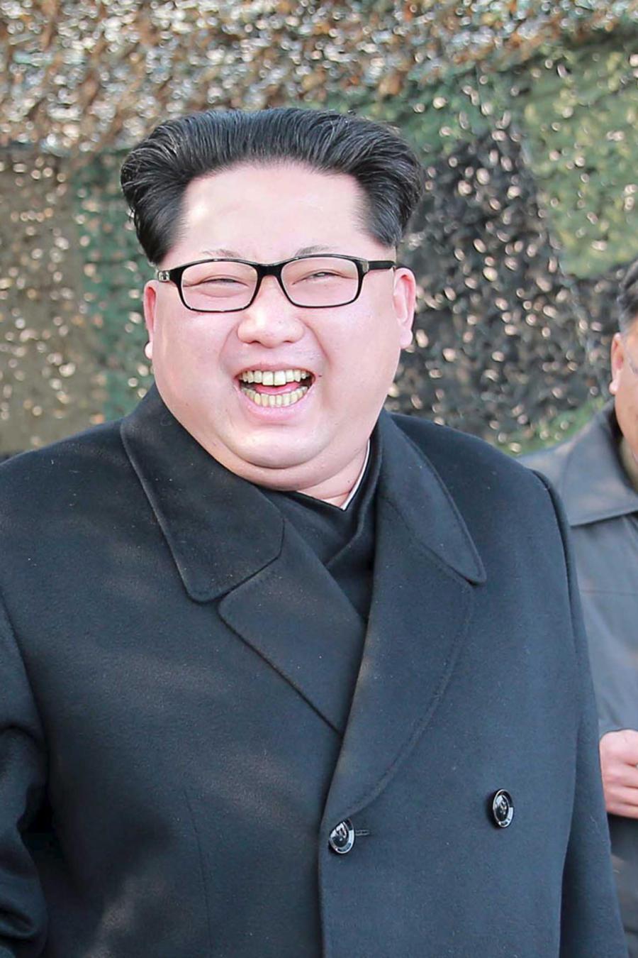 presidente corea del norte