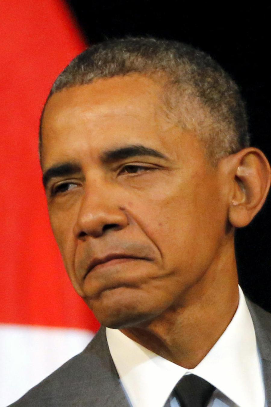 obama condena ataques