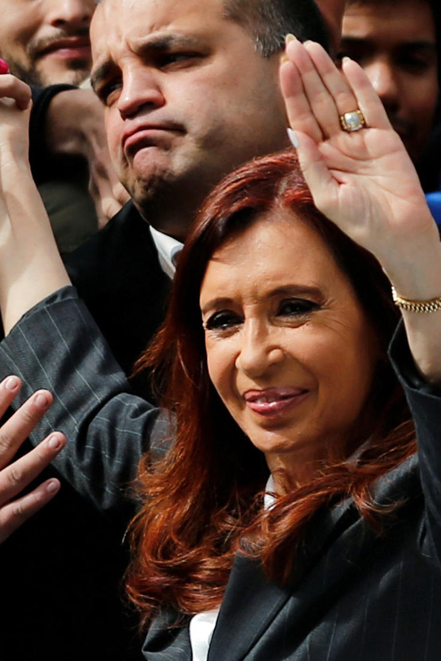 expresidenta argentina