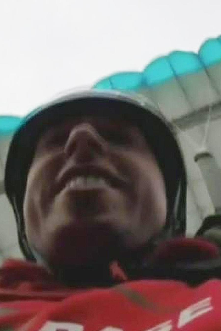 atleta de paracaidismo