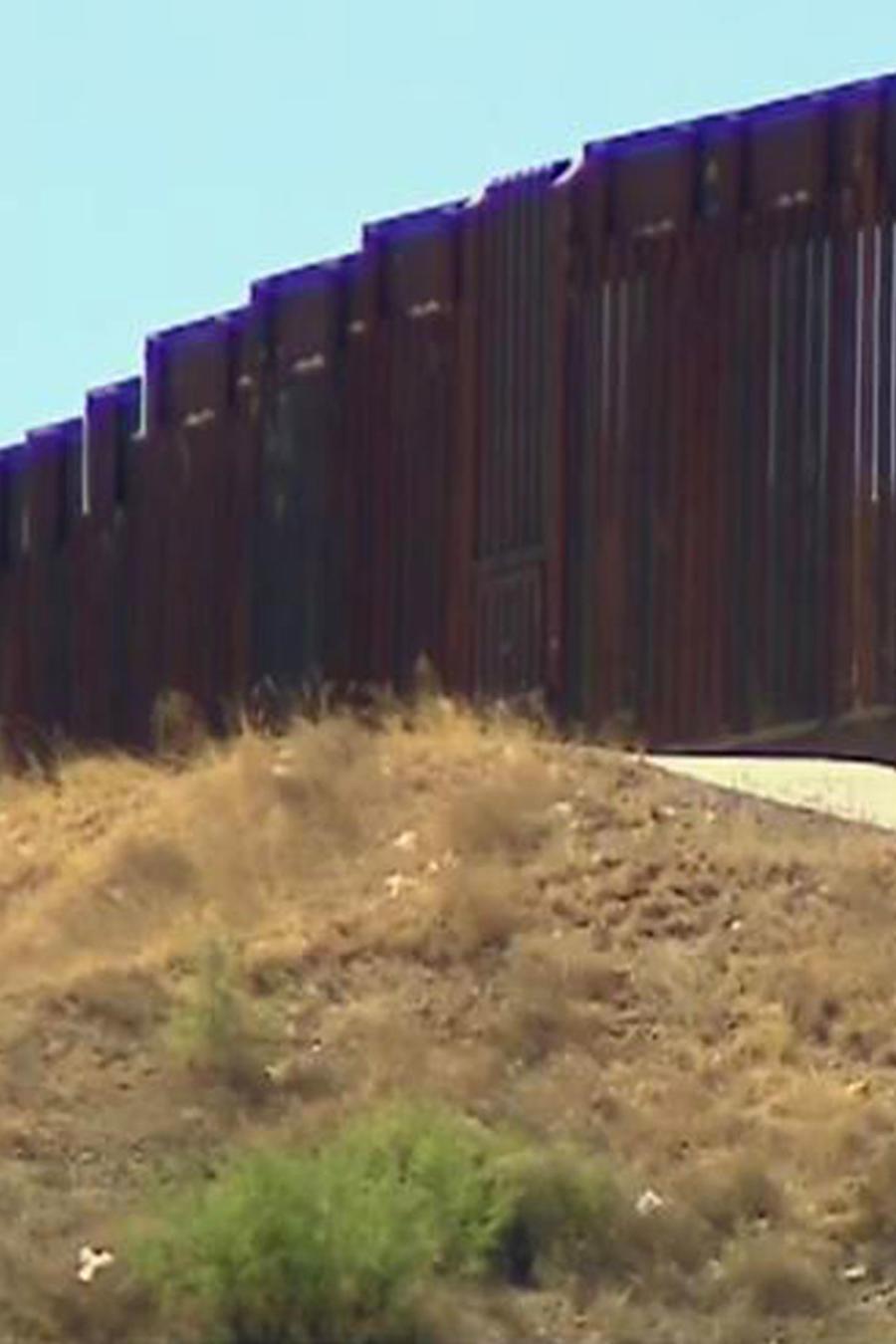 El ICE contra el muro propuesto por Donald Trump