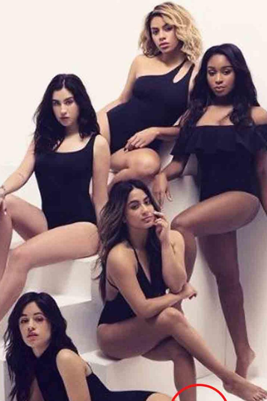 Fifth Harmony Photoshop Billboard