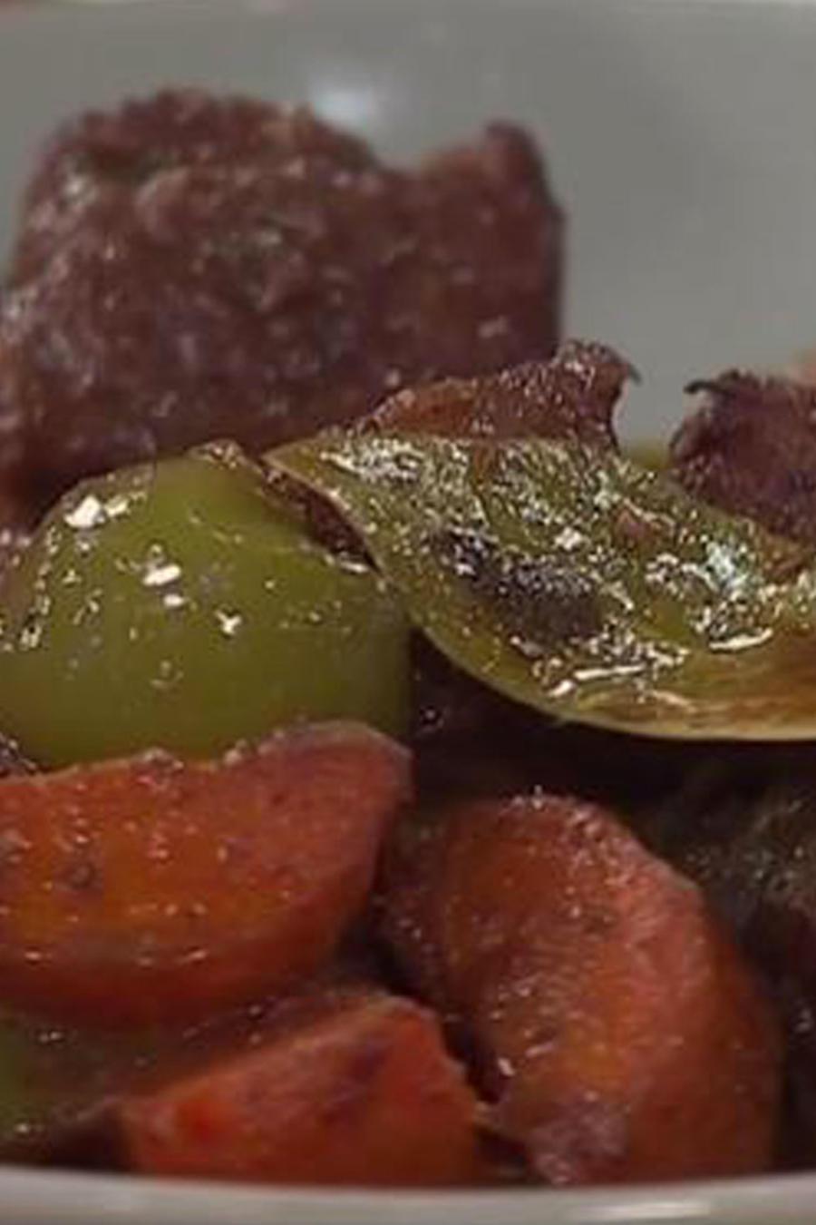 Recetas de cocina: Cómo hacer Cerdo en Salsa de Vino