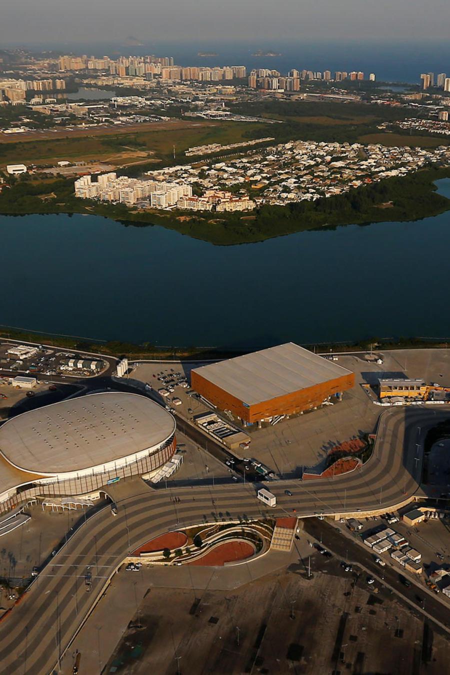 villa olimpica brasil