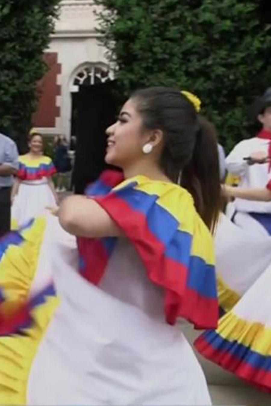 Washington DC vibró al ritmo de las fiestas latinas