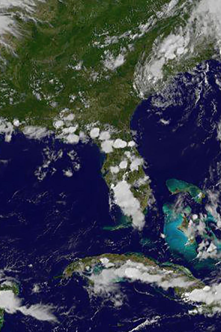 posible tormenta en florida